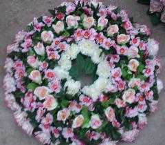 Coroa artificial de 60cm