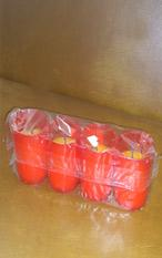 Velas Pack 4 unidades