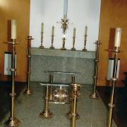Conjunto metal - Dourado ref.137
