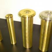 Cargas de Cêra Liquida Metal