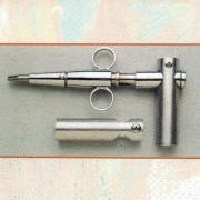 Pistola agrafos para selar bocas