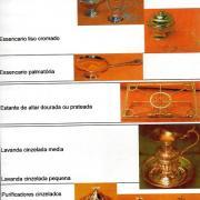 Turibulo e Naveta/Lavandas