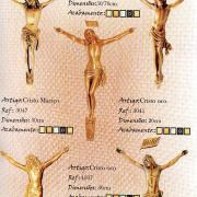 Cristos metal(Bronze)