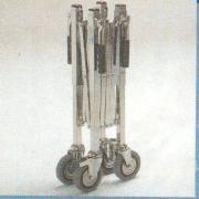 Pouso Elástico com rodas