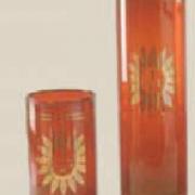 Copos vidro Cêra Liquida
